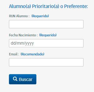 Alumno Prioritario - Obtener certificado online